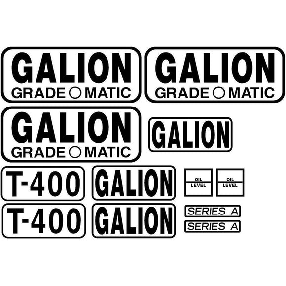 MAE30-0233 Decal Set