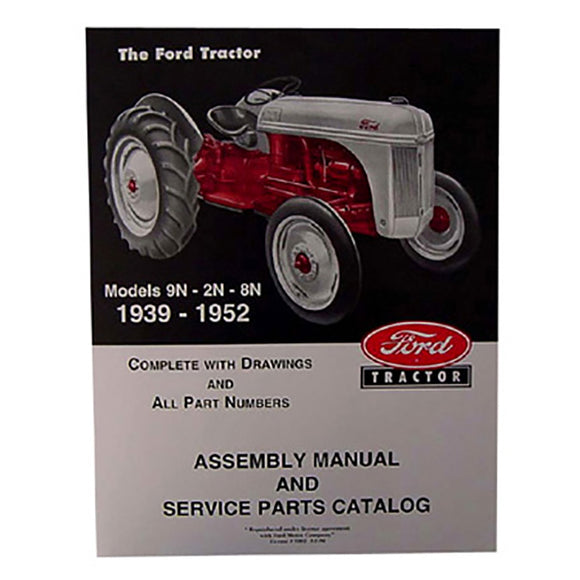MAR50-0008 Tractor Assembly Manual