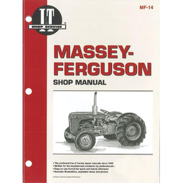 MAR60-0020 Shop Manual