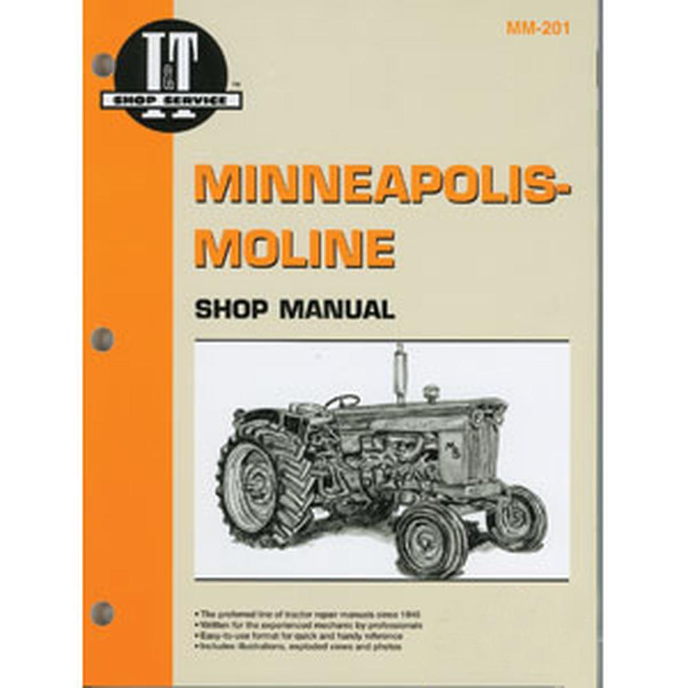MM201 Shop Manual