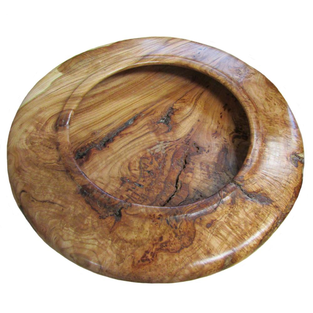 OTK20-0995 Cherry Burl Bowl
