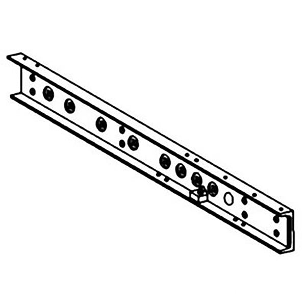 R34114 LH Side Frame Rail