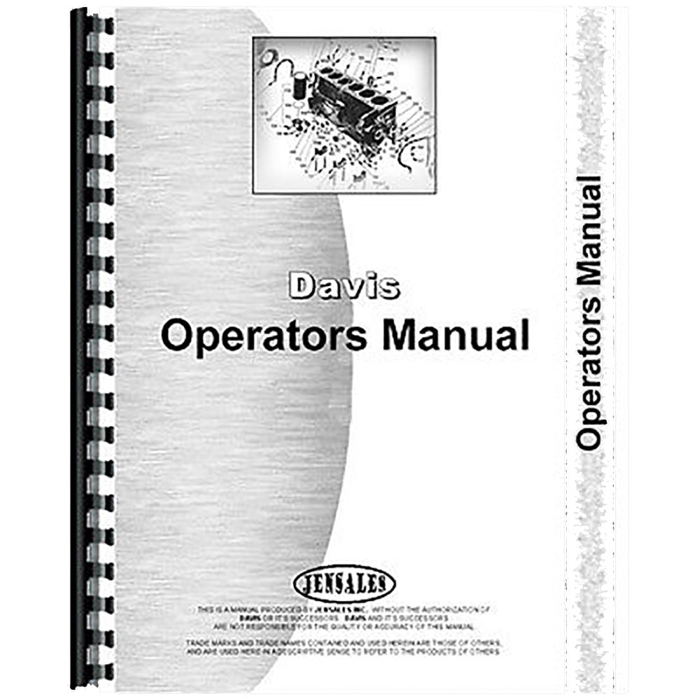 RAP1312044 Operators Manual