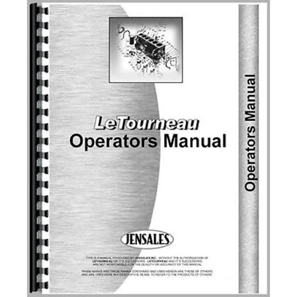 RAP66440 Operators Manual