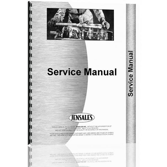 RAP66544 Service Manual - Reliable Aftermarket Parts, Inc