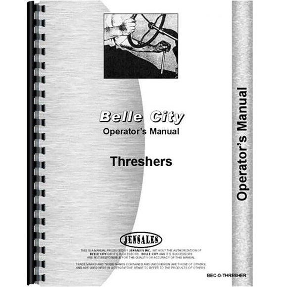 RAP66735 Operators Manual