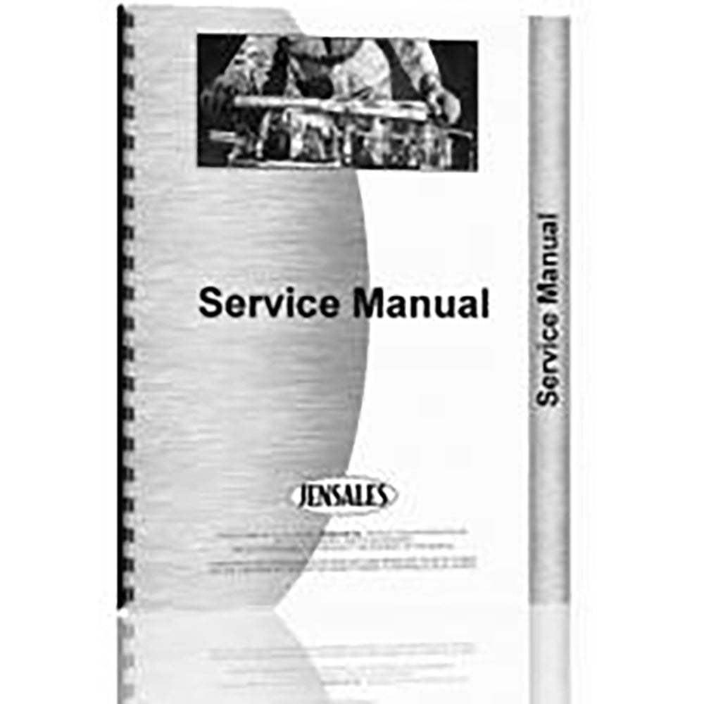 RAP70251 Service & Operators Manual