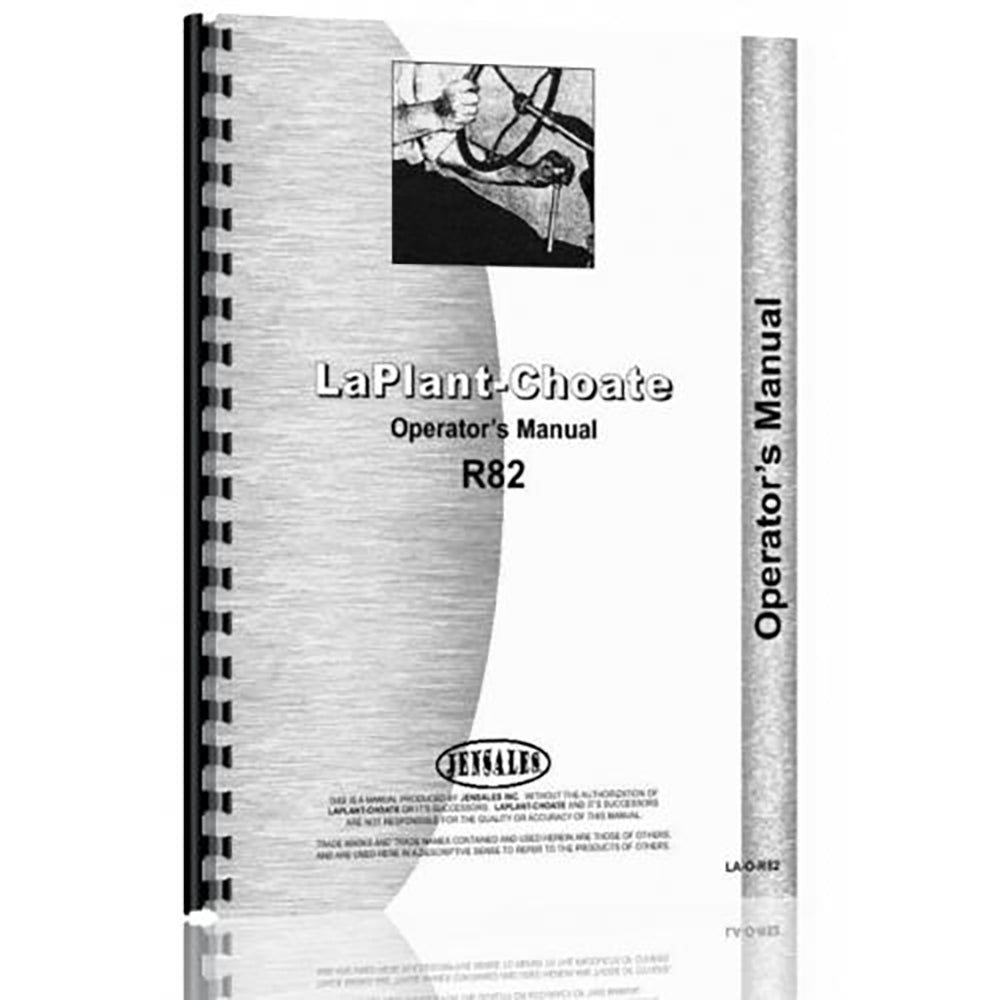 RAP78373 Operators Manual