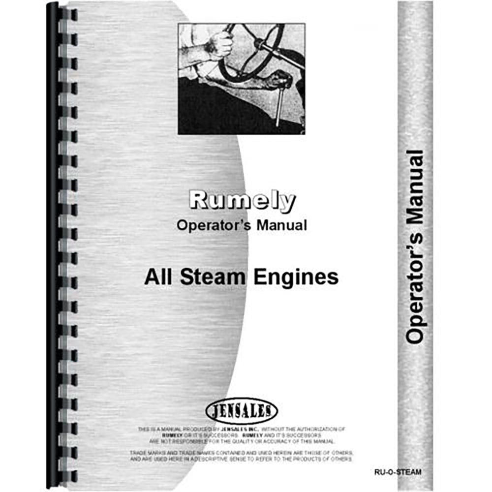 RAP81638 Operators Manual