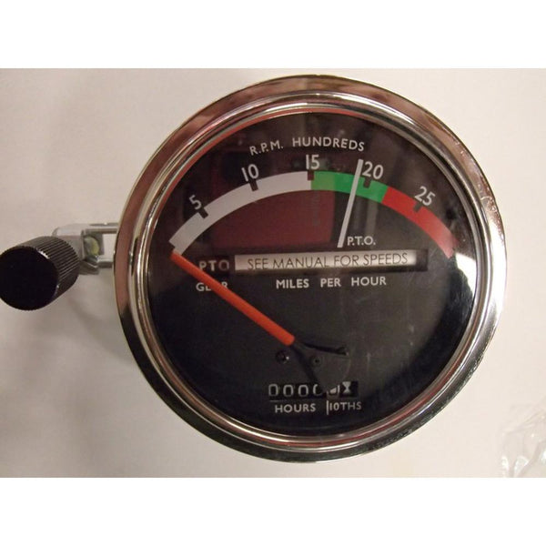 RE206855 RED Needle Tachometer
