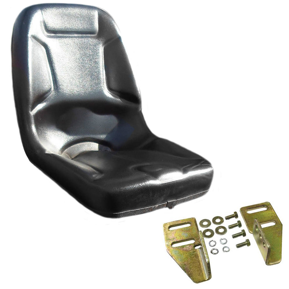 SEQ90-0286SET Compact Tractor Seat with Bracket Set