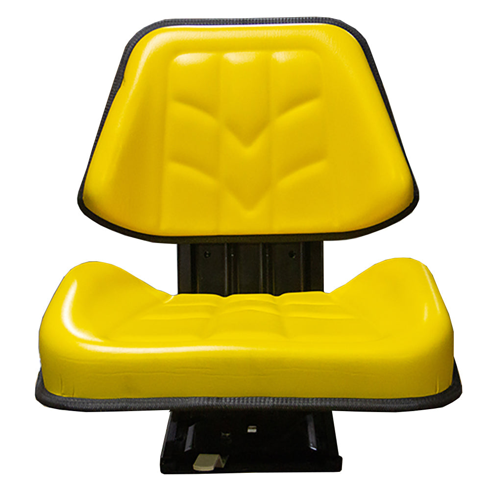 SEQ90-0415 Universal Tractor Seat with Adjustable Suspension
