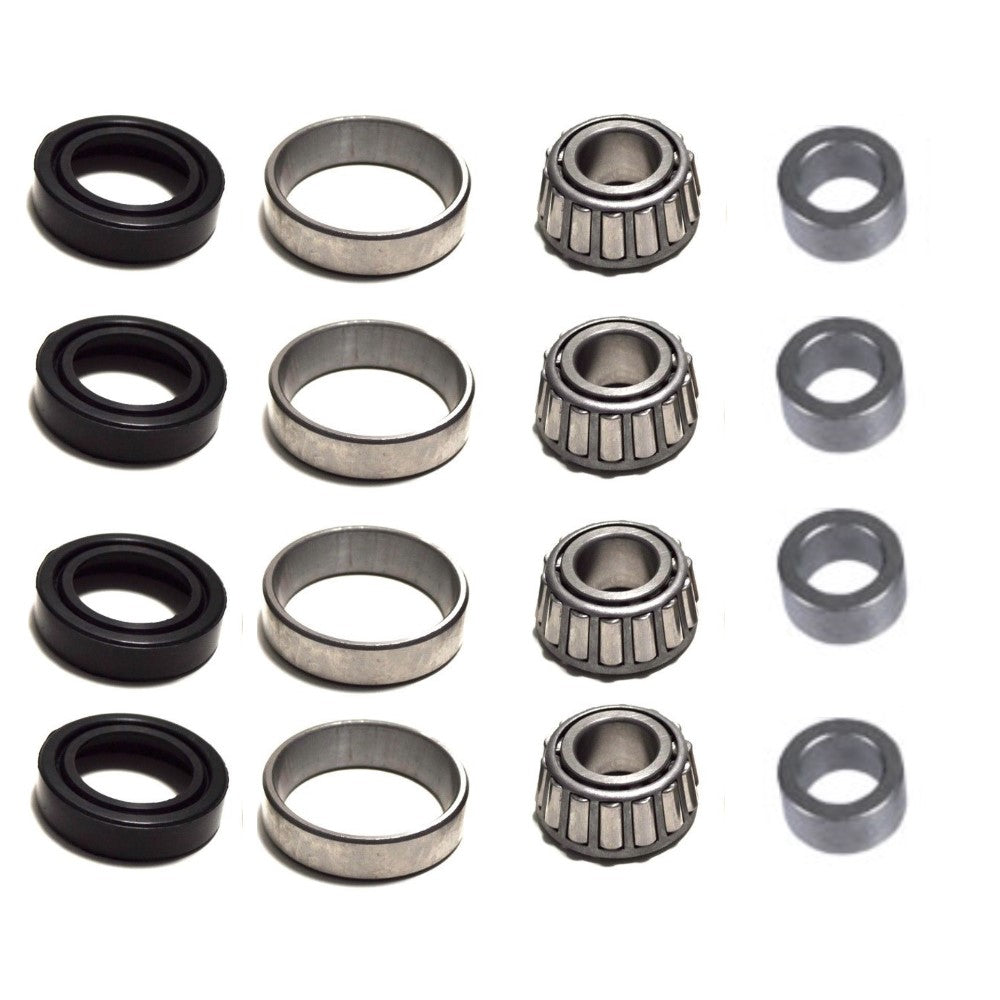 WHB10-0032_x2 Qty 2: Tapered Wheel Bearing Kit