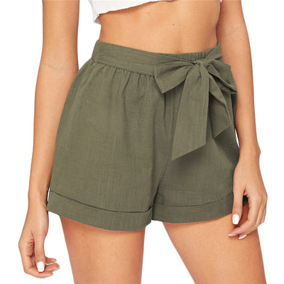 Swish Mid Tie Up Shorts