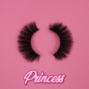 Princess 3D Diamond Lashes