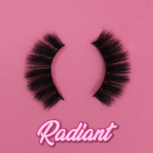 Radiant 3D Diamond Lashes
