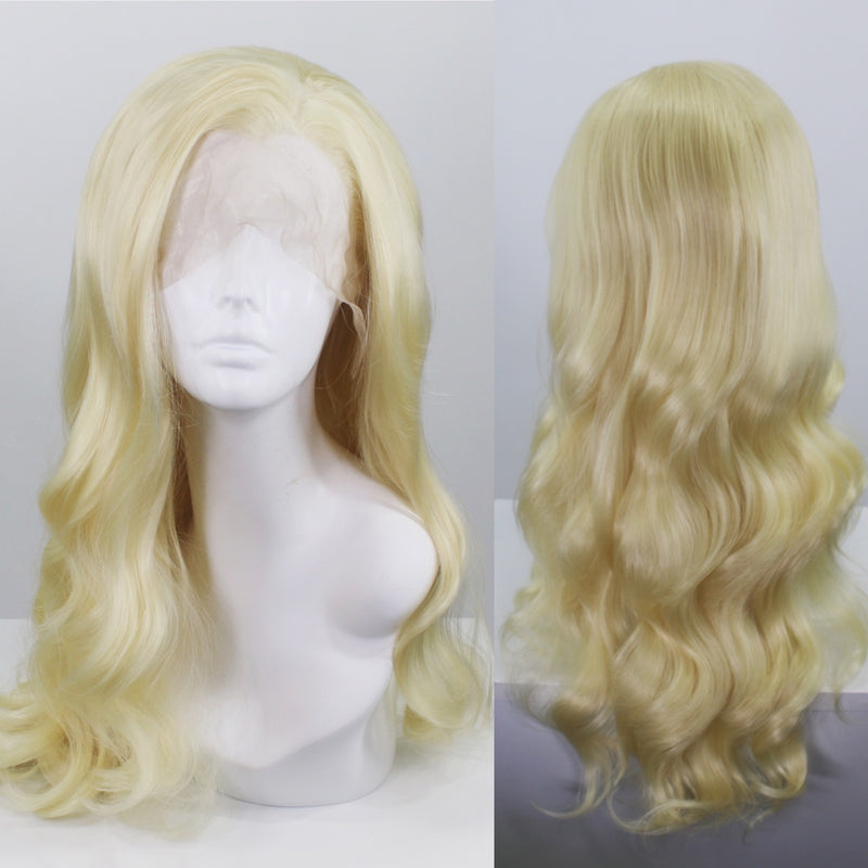 Bridgett 613 Platinum Blonde Lace Front Wig