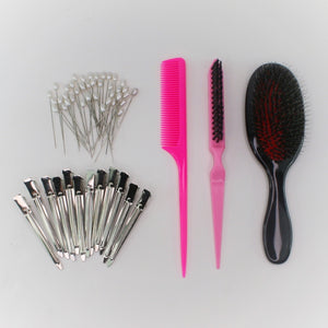 Wig Styling Tool Kit