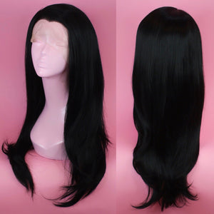 Charlotte Black Lace Front Wig