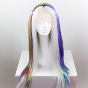 Charlotte Winter Rainbow Lace Front Wig (250% Density)