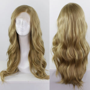 Becky Dirty Blonde Lace Front Wig