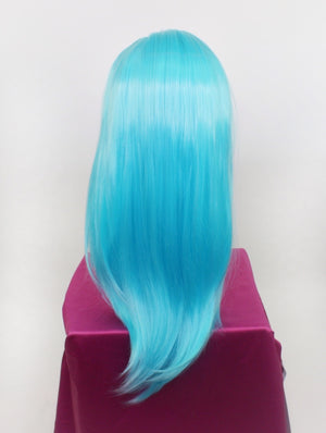 Charlotte Electric Blue Lace Front Wig
