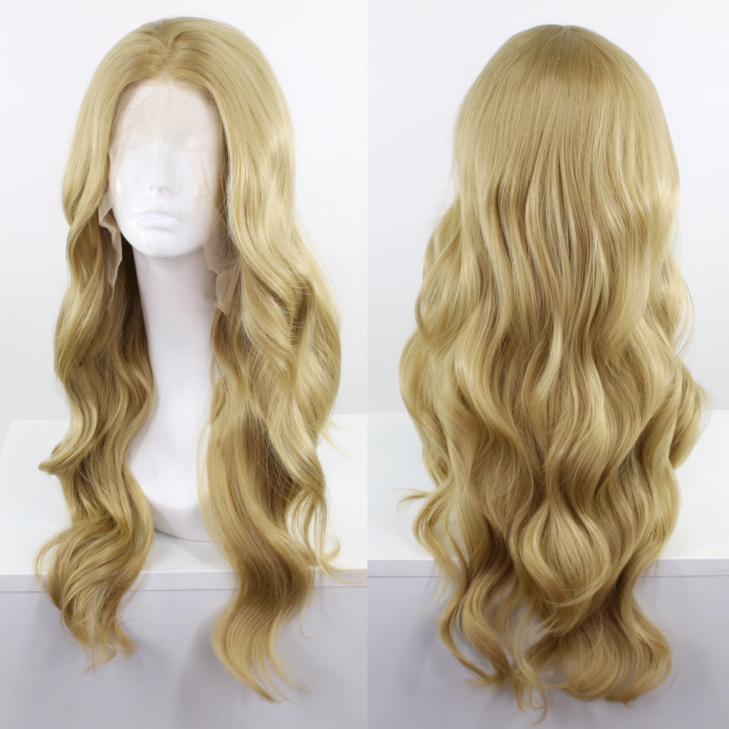 Demi Caramel Blonde Lace Front Wig