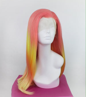 Charlotte Tropical Sunrise Lace Front Wig