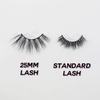 Emerald 25mm Synthetic Lashes