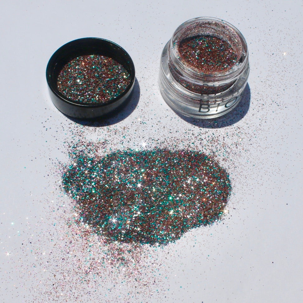 Tea Time Biodegradable Glitter by BioGlitz
