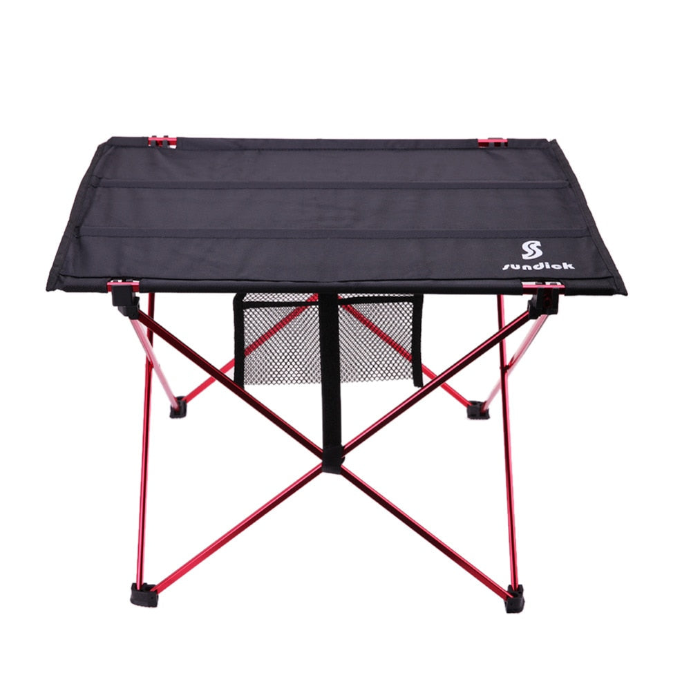 Strange Outdoor Folding Table Ultra Light Aluminum Alloy Structure Waterproof Camping Table Furniture Foldable Picnic Table Tackle North West Download Free Architecture Designs Scobabritishbridgeorg