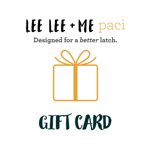 Lee Lee and Me Gift Card