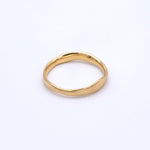Polished Gold Band
