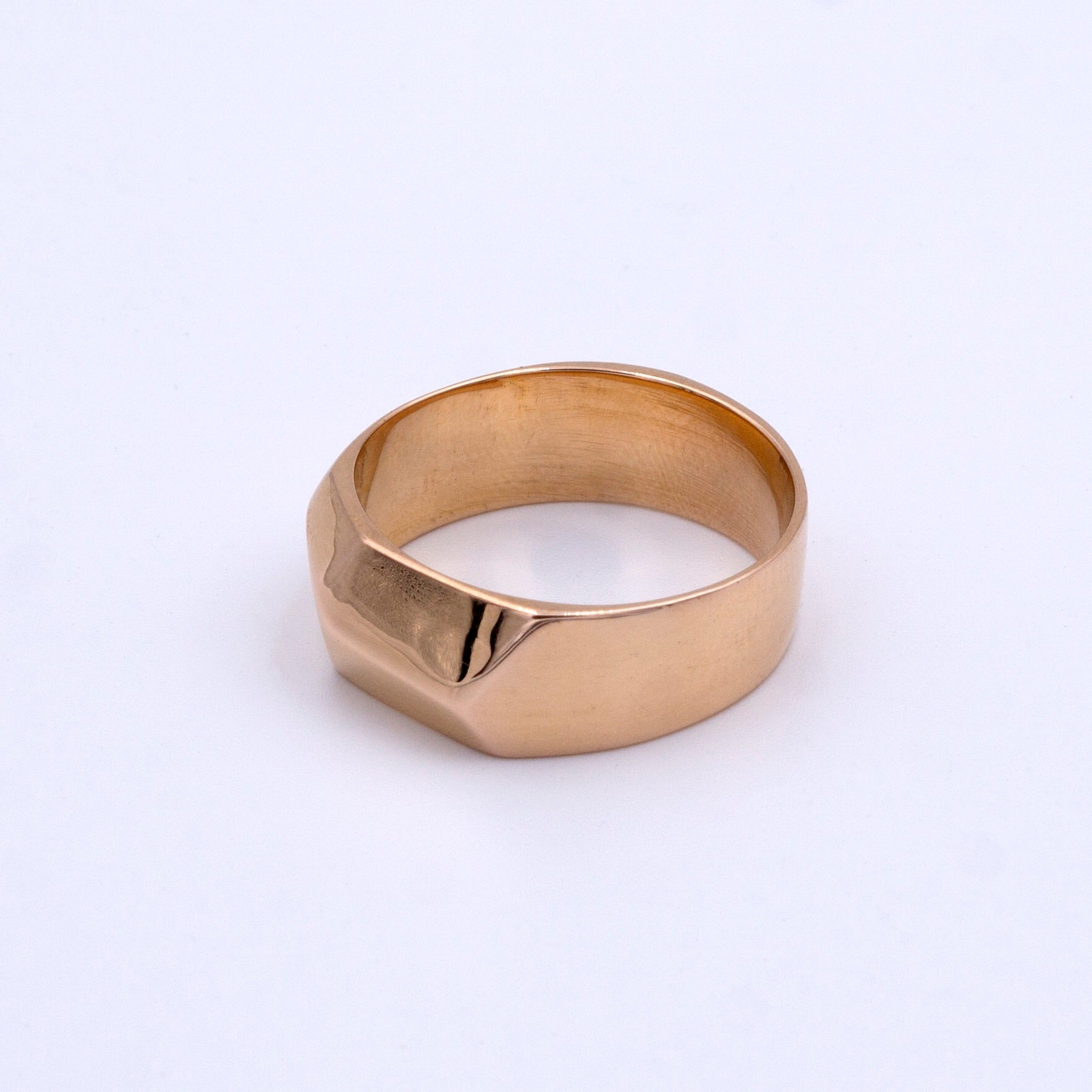 Faceted Ring Large
