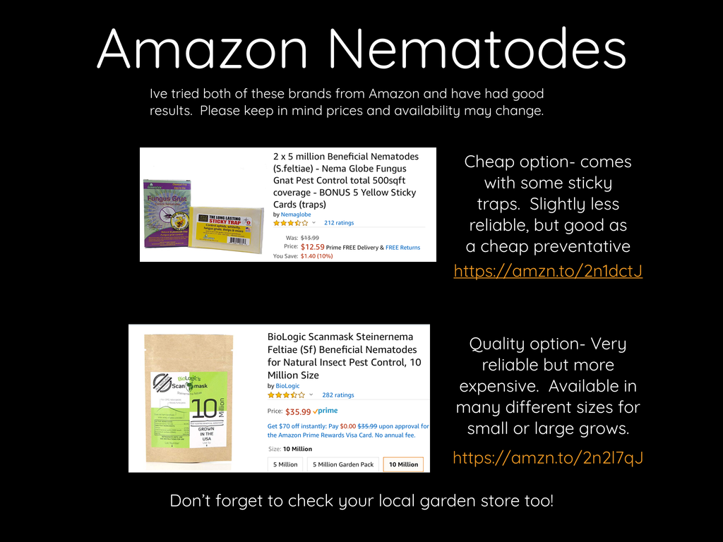 Nematodes From Amazon.com