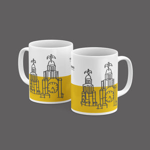 NEW MUGS AND TEA TOWELS