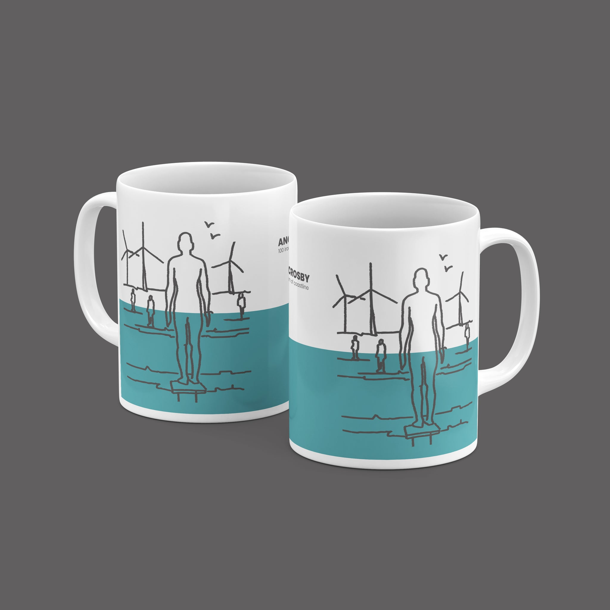 Liverpool -  Another Place Mug