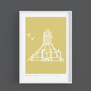 Liverpool - Metropolitan Cathedral White Version