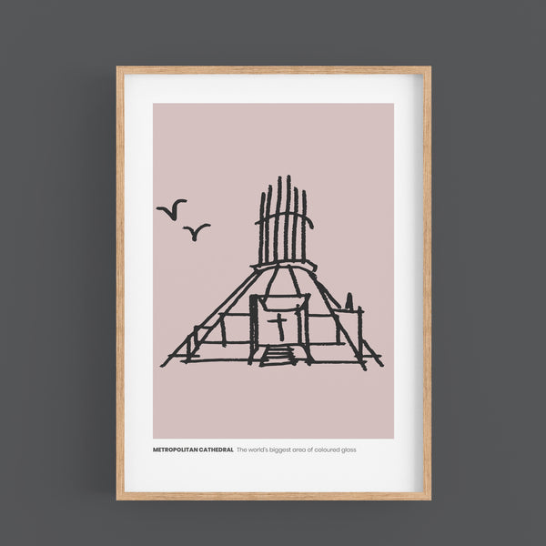 Liverpool - Metropolitan Cathedral