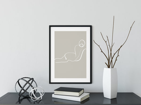 ABSTRACT FIGURE Figure One White Version