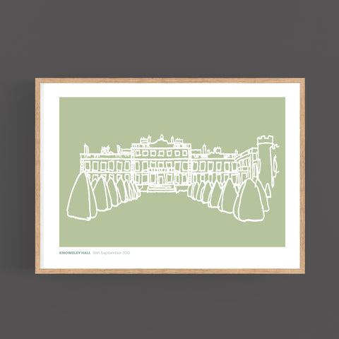 Personalised Print - Landscape