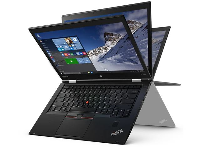 Lenovo Thinkpad X1 Yoga 1st Gen (Type 20FQ, 20FR)