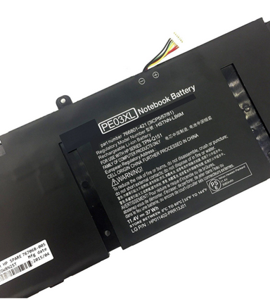OEM HP 11 G3 Chromebook Battery - 767068-005 - PE03XL - Exact Parts