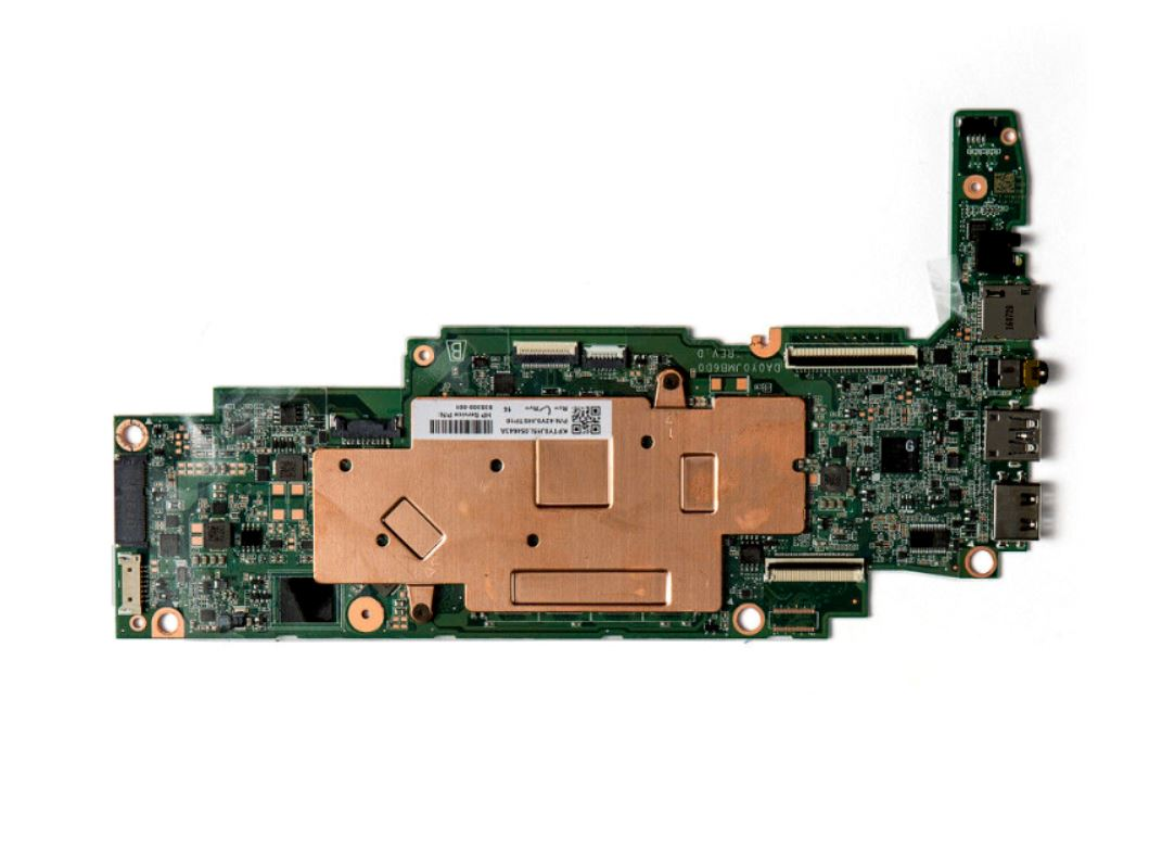 HP-Chromebook 14 G4 Motherboard 4GB - 830018-001 - Exact Parts