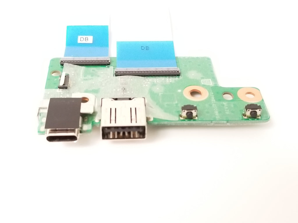 HP CHROMEBOOK X360 11 G1 EE USB Volume Buttons Board w/Cable - 928082-001