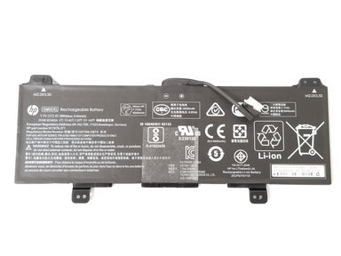 HP Chromebook Battery 2-Cell / 47Wh / 7.7V / 6.15Ah Li-ion - GM02XL / 917725-855