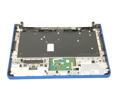 Dell Latitude 3340 3350 Blue Trim Palmrest with Touchpad - 0RX90M / RX90M