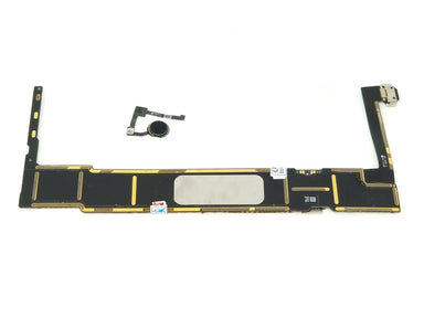 Apple iPad Air 2 16GB Motherboard / Logic Board A1566 (Cellular version with matching home button) - 631-3376