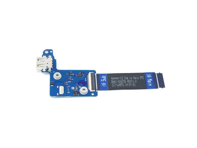 "Samsung Chromebook Plus 12.2"" XE521QAB USB Board w/Cable - BA41-02652A / BA92-18384A / BA41-02633A"