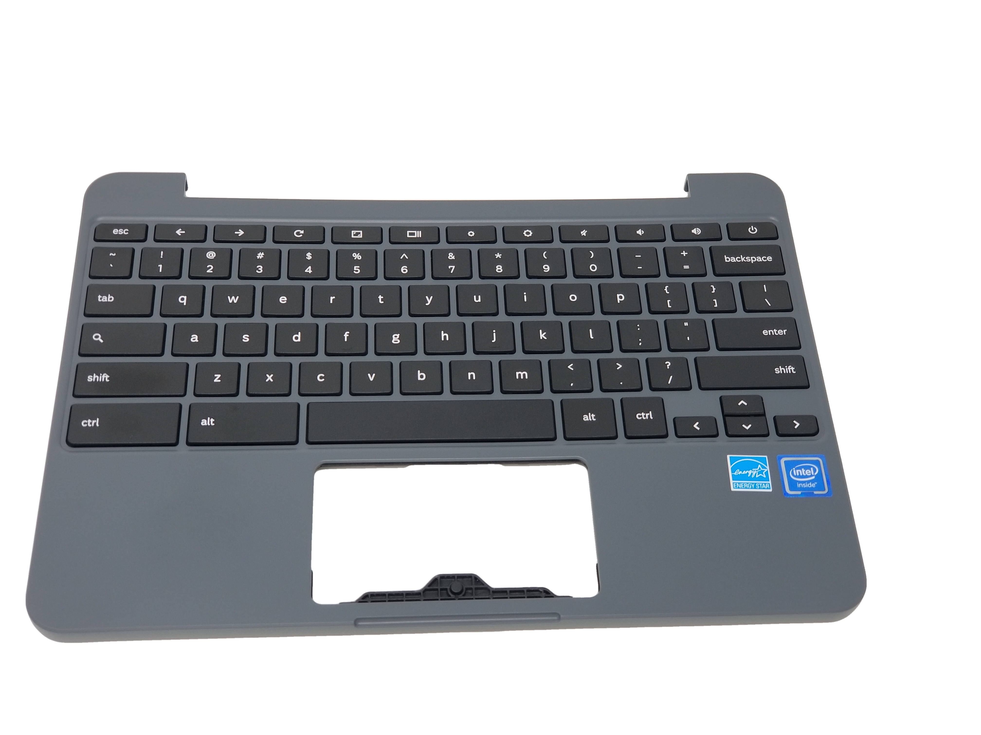 Samsung Chromebook 11 XE501C13 Palmrest Keyboard Assembly - BA98-01575A